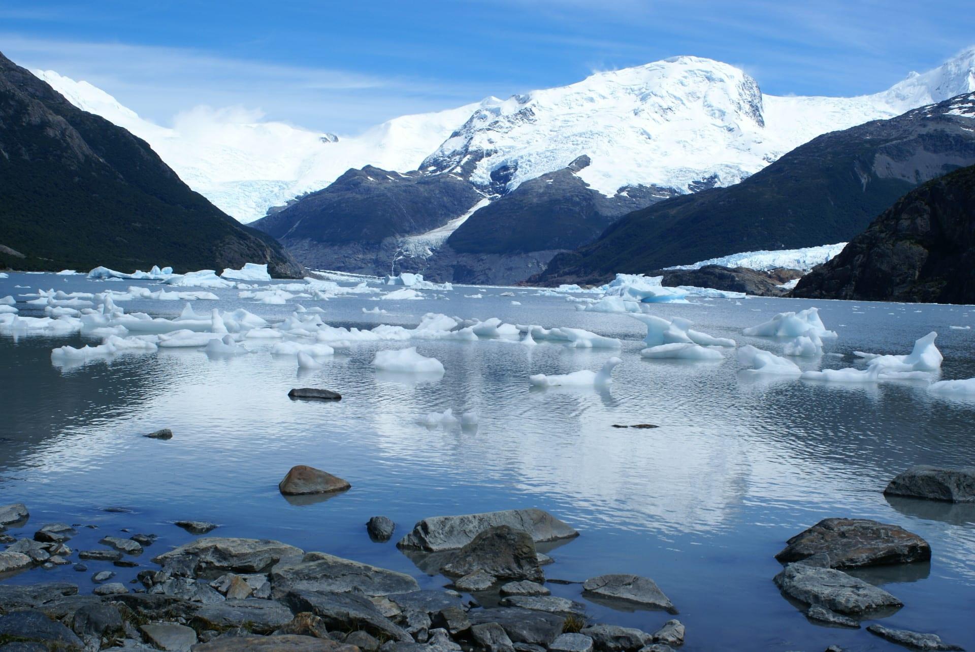 Baie Onelli Patagonie Argentine