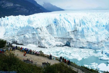 Glaciar-Perito-Moreno / Photo  : Espaces Andins