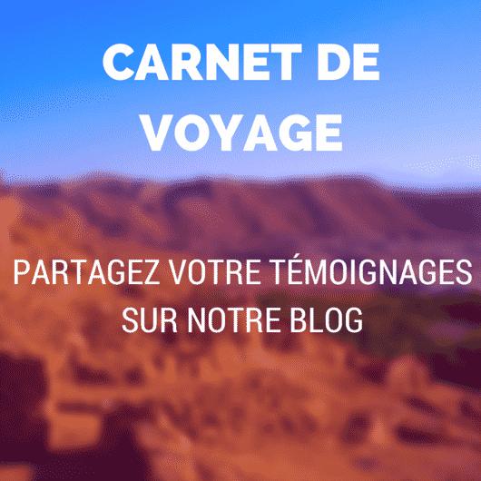 Carnet de Voyages