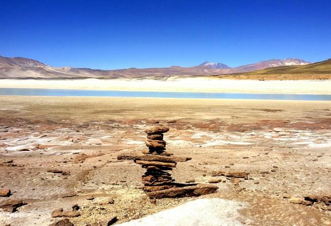Désert D'atacama Nord Du Chili