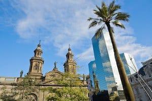Jour 1 Santiago