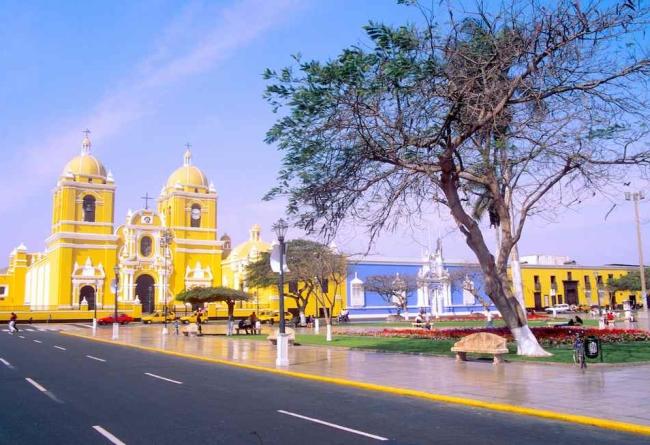 SLIDE 1 Lima