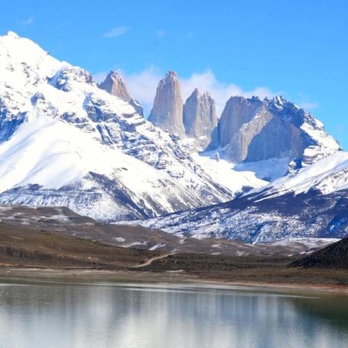 SLIDE 2 Torres Del Paine