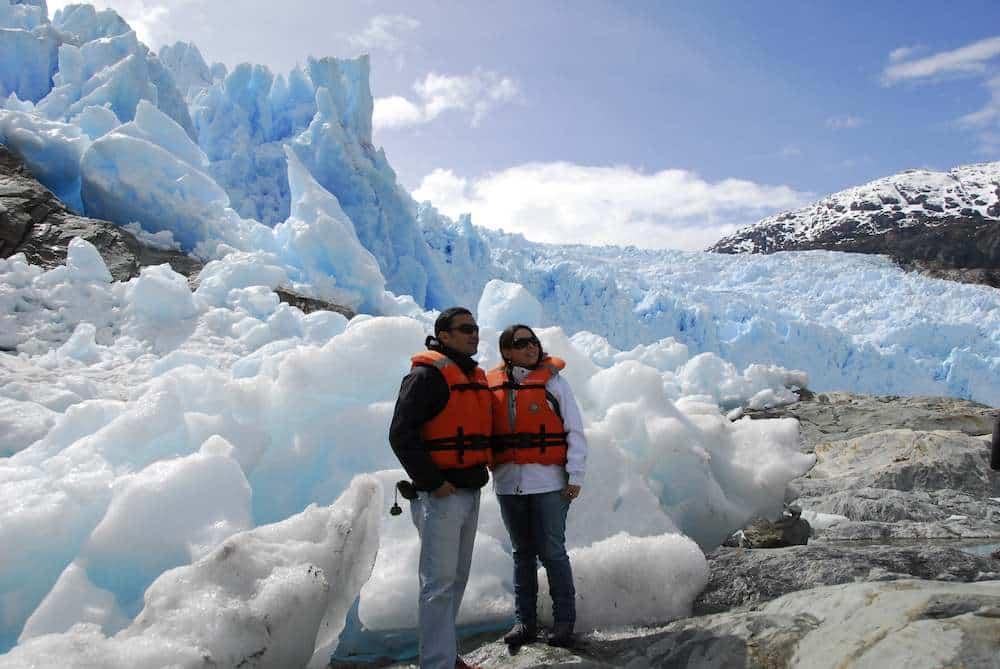 Kaweskars SLIDE2  Glacier El Brujo