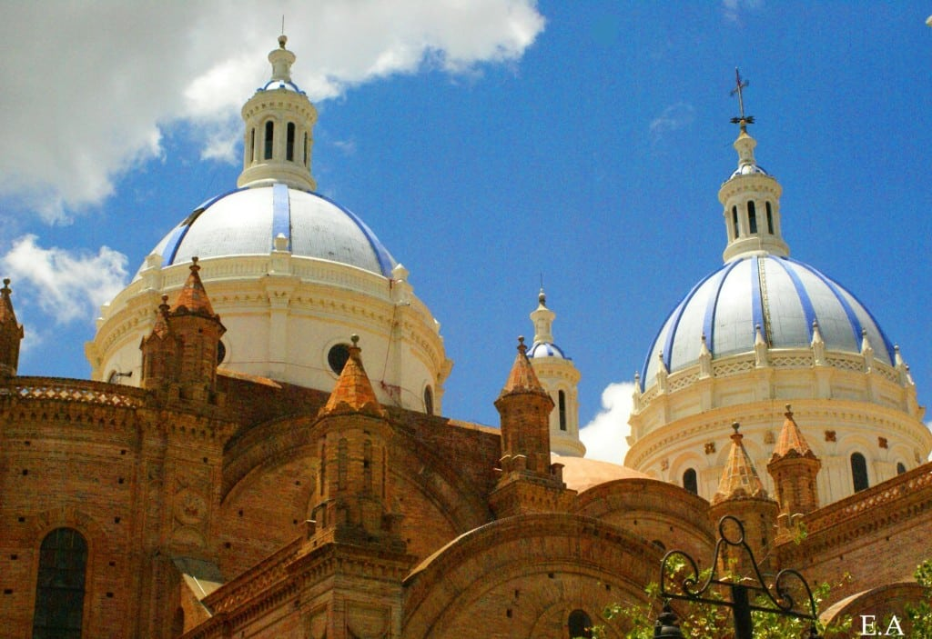 La ville de Cuenca, en Equateur // Photo : Espaces Andins