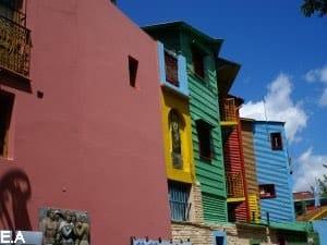 La Boca, quartier de Buenos Aires