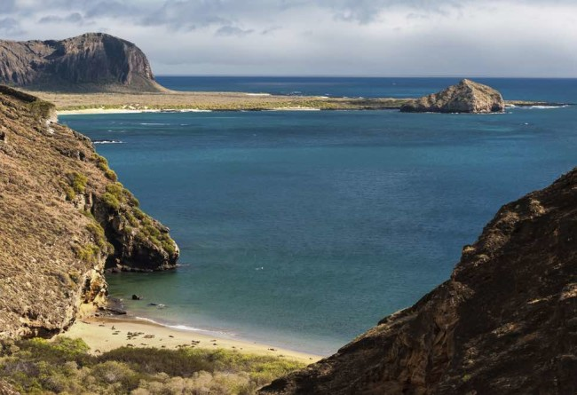 One Of The Many Viewpoints You Will Have While Staying On The Galapagos Islands.