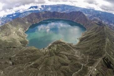 Pays Milles Visages SLIDE 3 Quilotoa