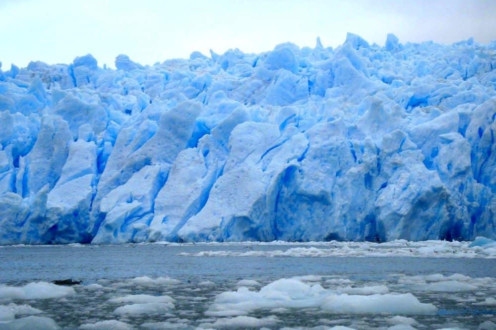 SLIDE 7 Glacier San Rafael Patagonie Chili