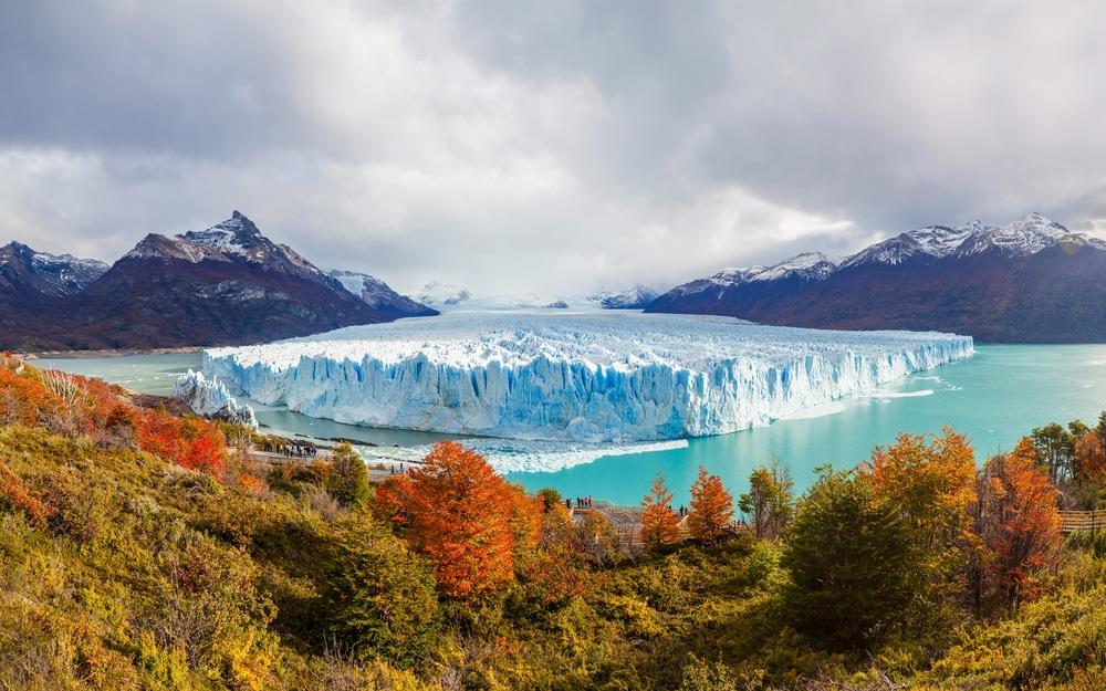 Sa Majestée Le Glacier Perito Moreno,  Roi De Patagonie Argentine