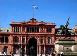 Jour 1 Buenos Aires Casa Rosada