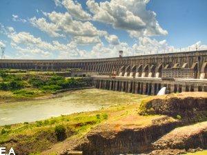 Jour 8 - Barrage Itaipu