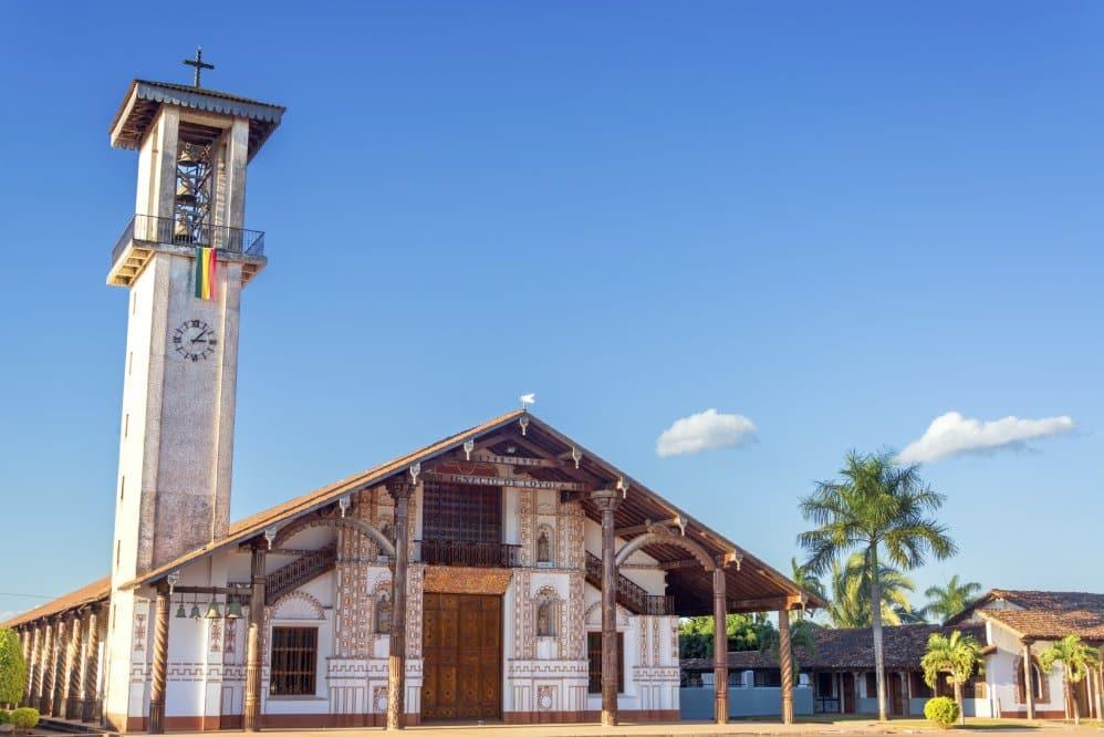 Sur La Route Des Missions Jésuites De Bolivie