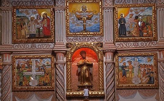 Photo Bas 5 Missions Interieur Bolivia En Tu Manos