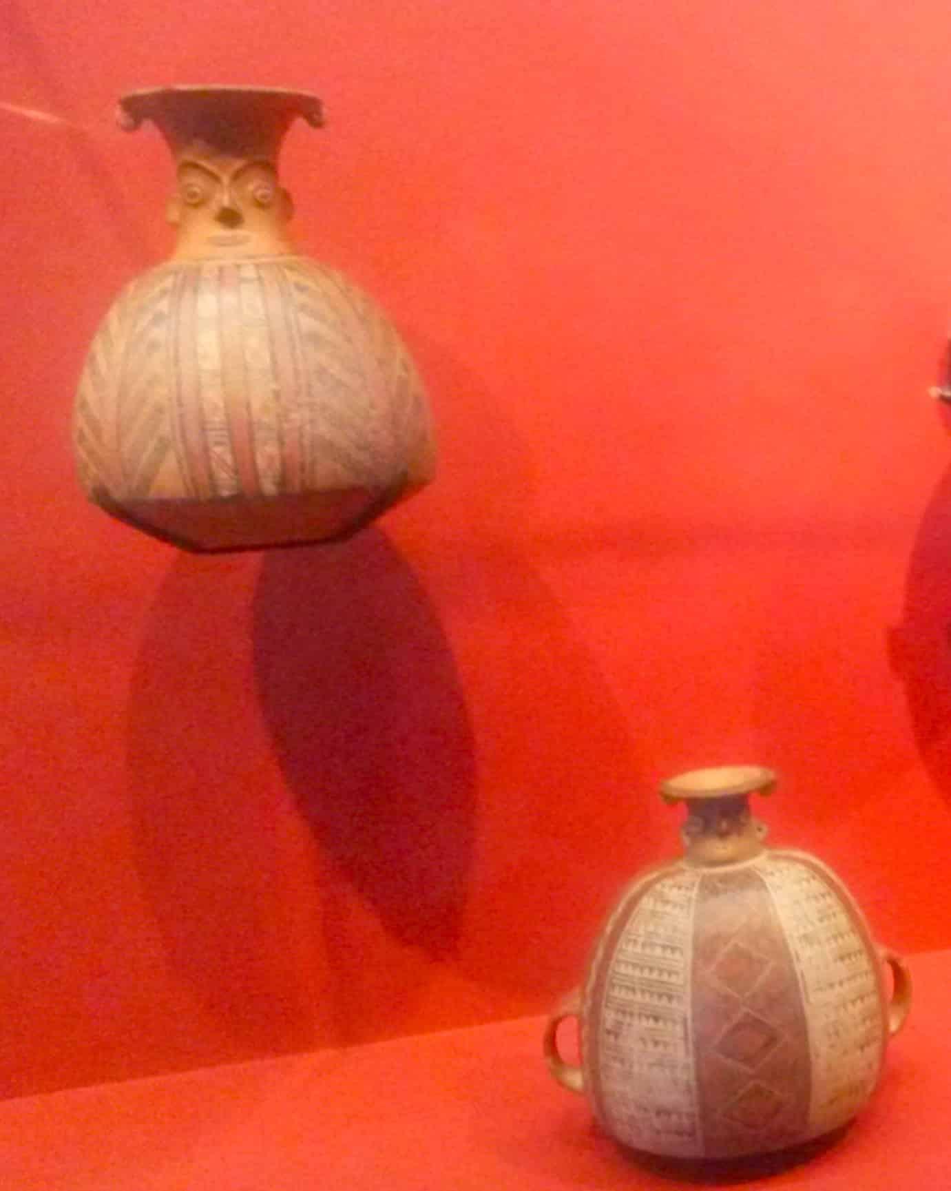 Objets Incas