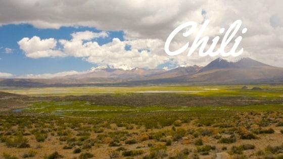 Partir Pour Le Nord Du Chili