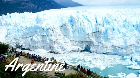 Perito Moreno, El Calafate, Argentine
