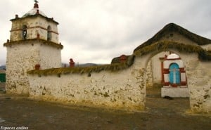 Eglise de Parinacota, Altiplano Chili
