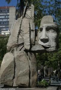 Santiago, la capitale du Chili
