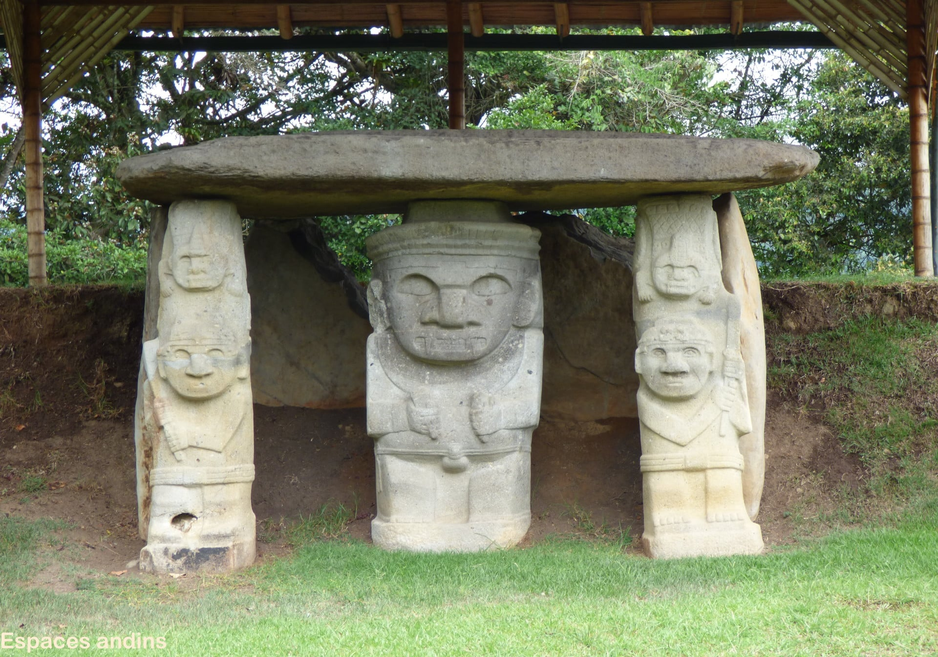 Colombie Archeologie