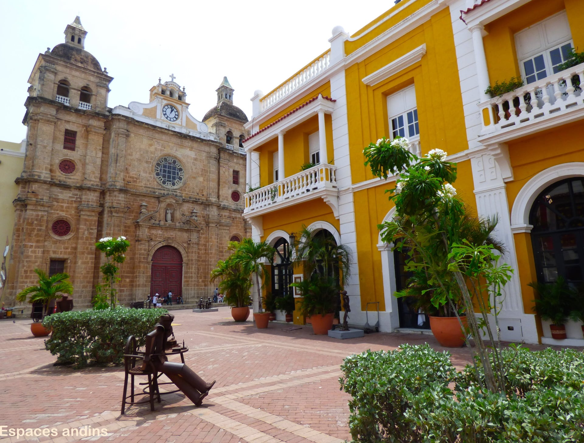 Carthagene Des Indes, Colombie