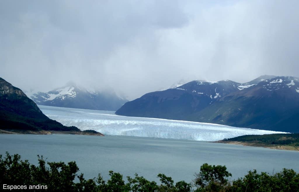 Le Perito Moreno (Argentine) Photo : Espaces andins