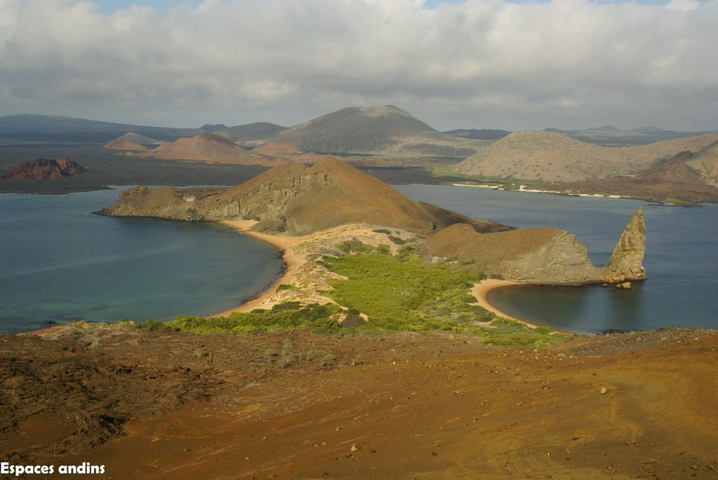 Ile Bartolomé, Iles Galapagos  Photo : Espaces andins