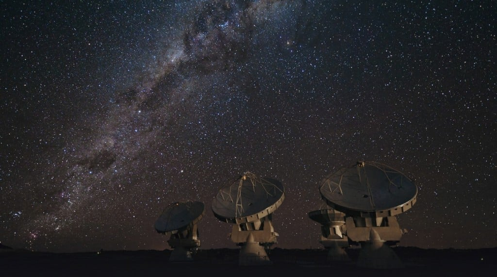 Observatoire Alma, Chili