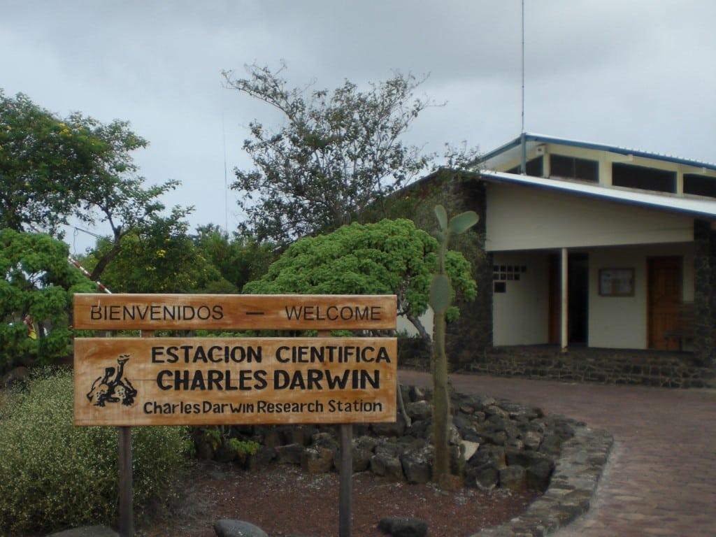 Station de recherche Charles Darwin, Iles Galapagos - Photo : Wikipedia