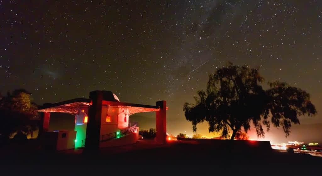 A Mamalluca au Chili (Vallée de l'Elqui)