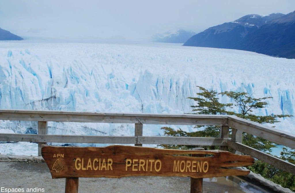 Le Perito Moreno Photo : Espaces andins