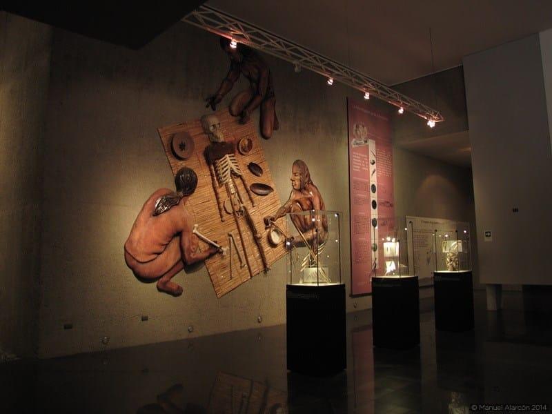 Musée universitaire Tarapaca San Miguel de Azapa, Chili