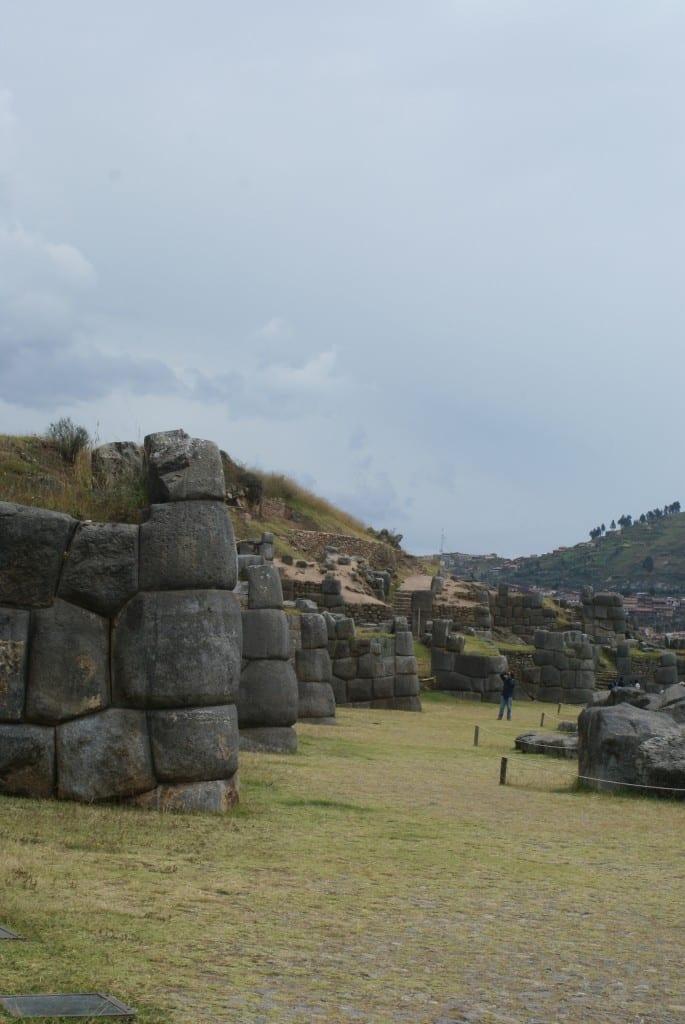 les ruines de Sacsayhuamán