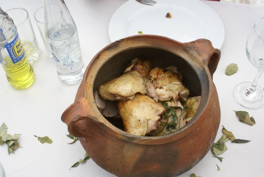 Gastronomie Péruvienne