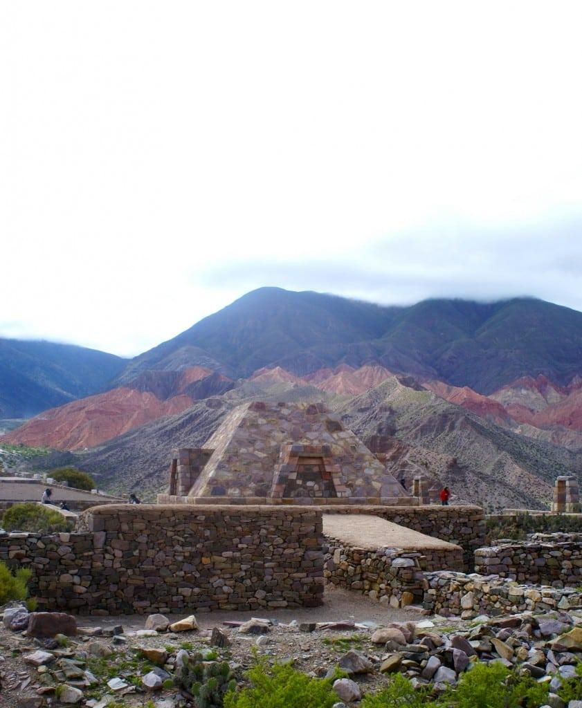 Le Pukara de Tilcara, Argentine Photo : Espaces andins