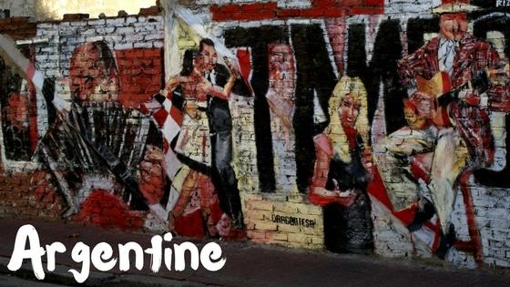 Art De Rue, Buenos Aires, San Telmo