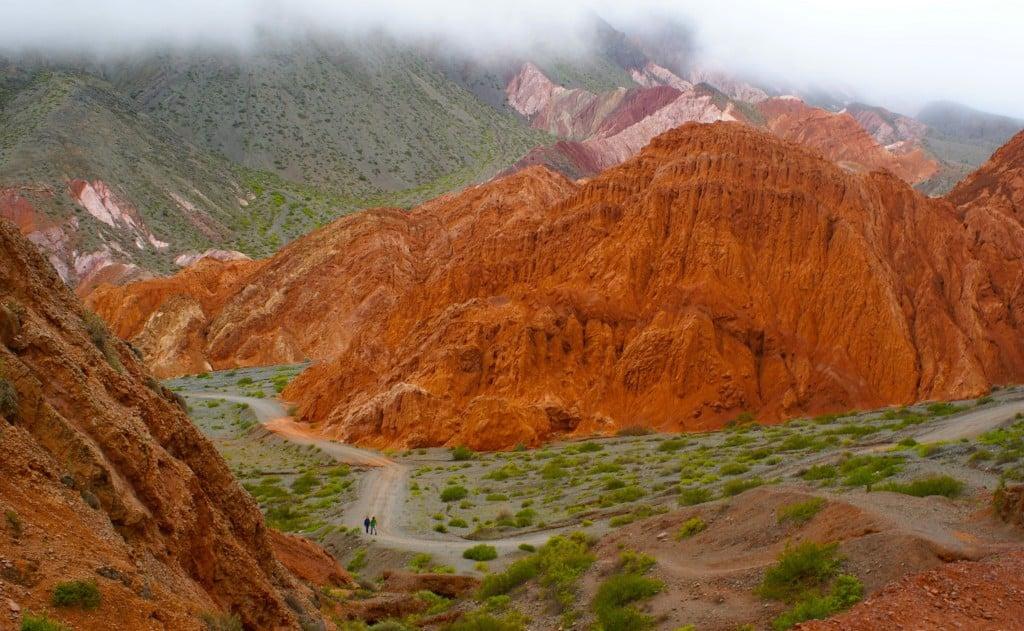 La montagne 7 couleurs, Argentine Photo : Espaces andins