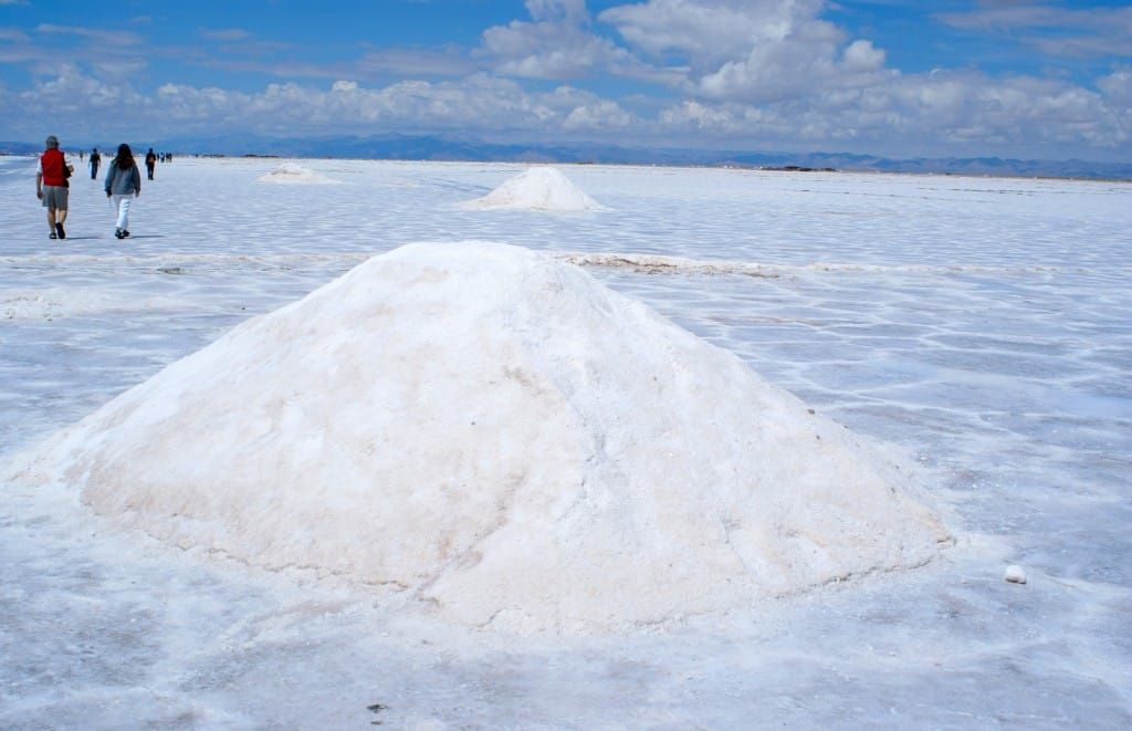 Le désert de sel de Salinas Grandes, Argentine Photo : Espaces andins