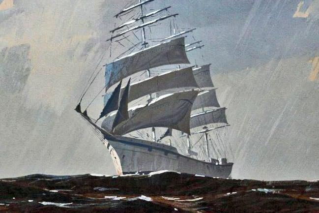 Navigation d'un voilier, Cap Horn