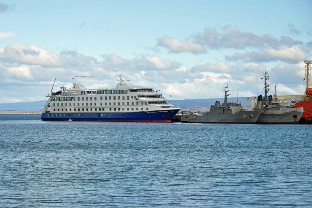 Navire Stella Australis