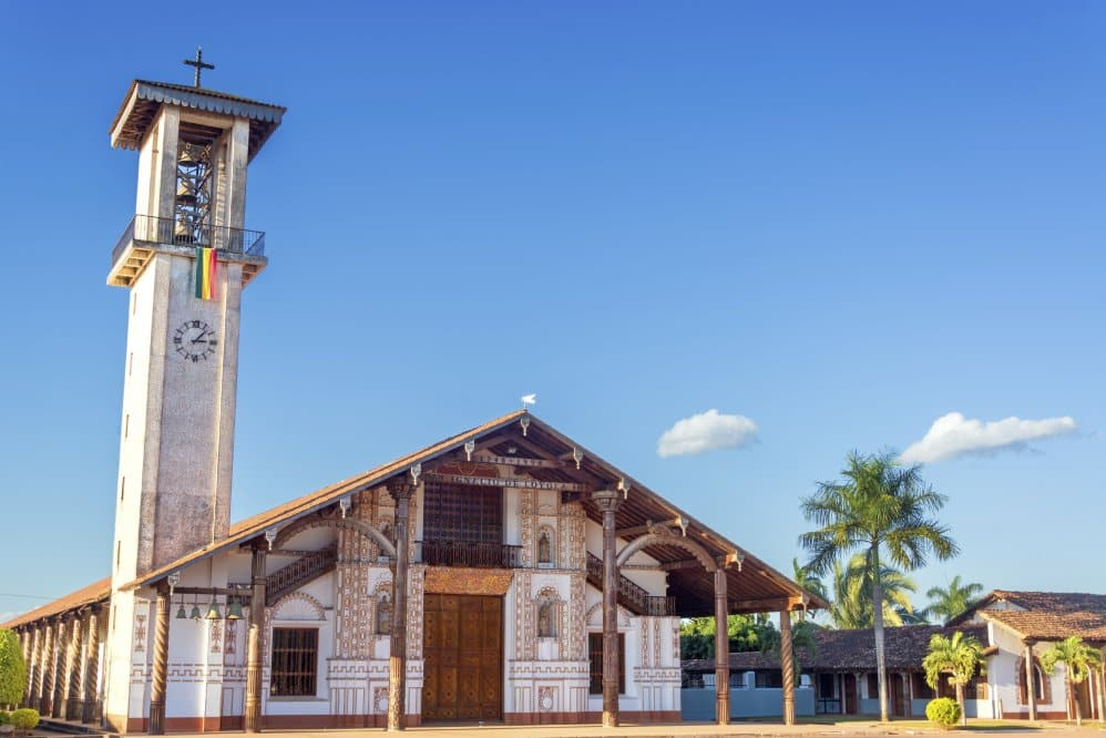 La mission jésuite de San Ignacio
