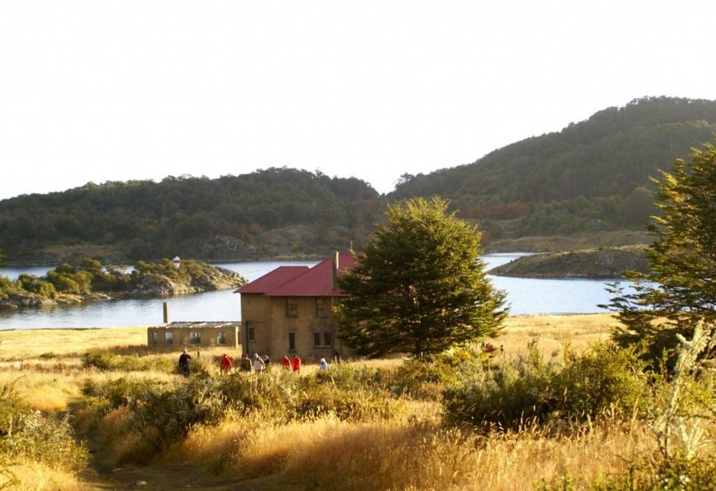Le musée de la Baie Wulaia