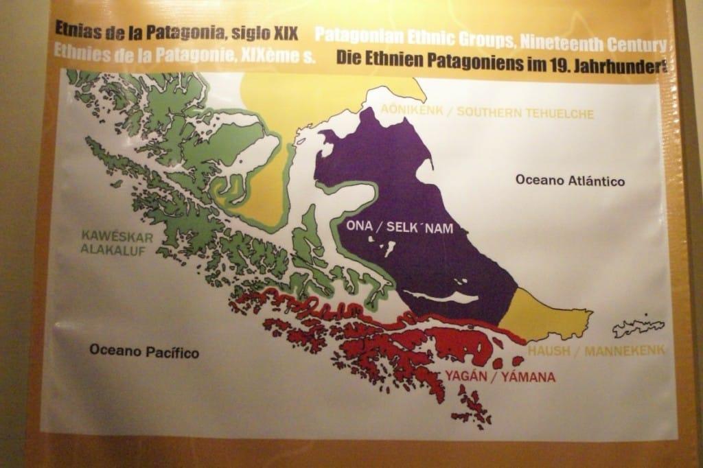 Les peuples de Patagonie et de Terre de Feu