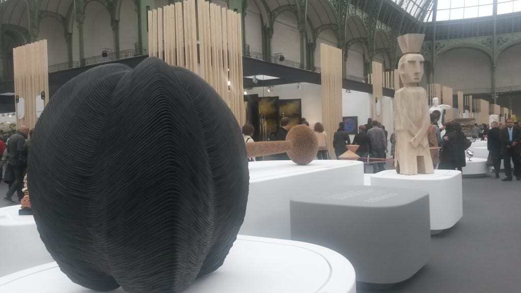 Biennale Grand Palais Chili à l'honneur