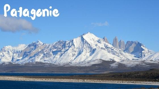 La Patagonie Avec Espaces Andins