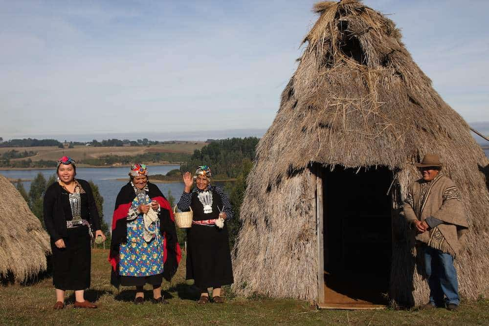 Les Mapuche Au Chili