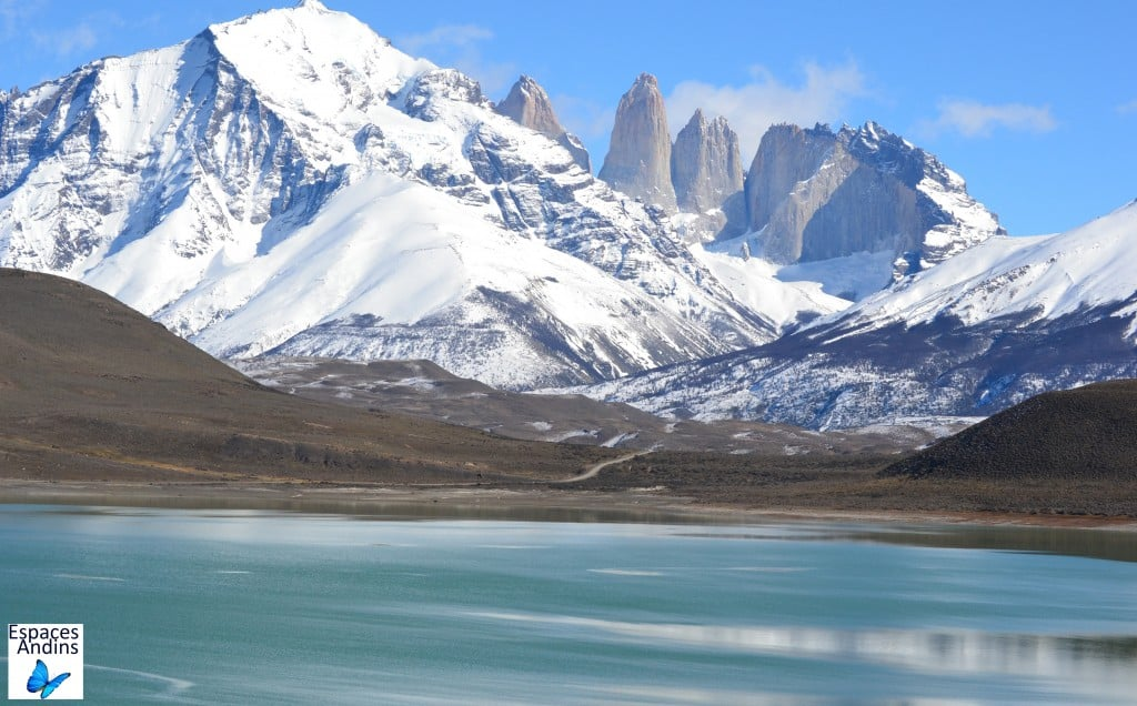 Le Parc national Torres del Paine au Chili