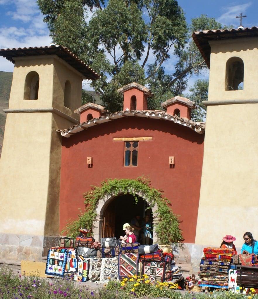 Eglise de la vallée sacrée