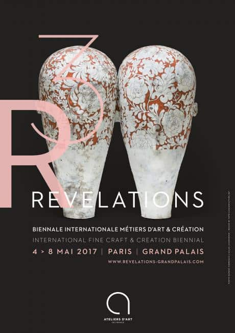 "Salon ""Revelations"" au Grand Palais"