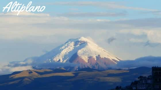 Altiplano  Volcan Cotopaxi Photo : M. Lisambert/Blog Trotters Stories